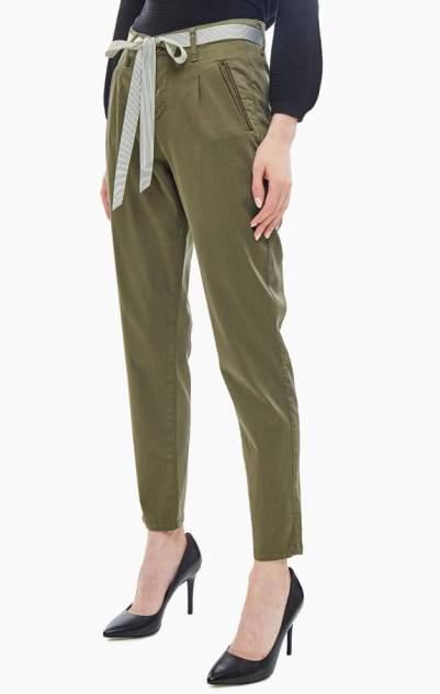 Брюки женские Kocca зеленые 40