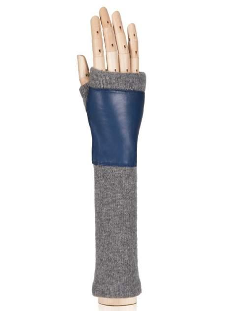 Митенки женские Eleganzza 12600 синие 6.5