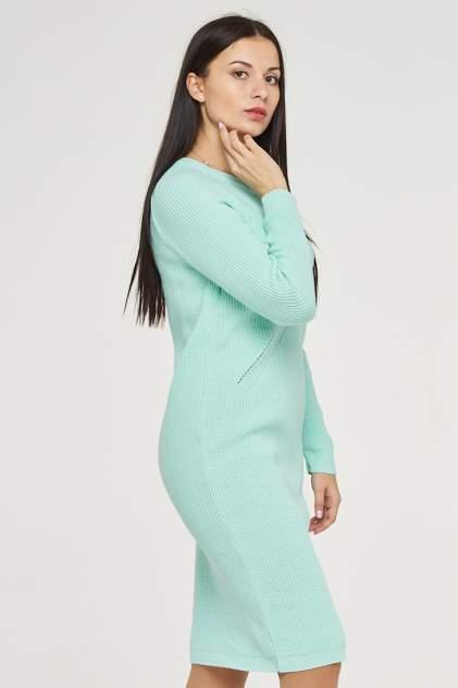 Женское платье VAY 182-2350, зеленый