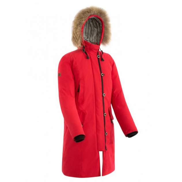 Пуховое пальто  HATANGA LADY 1464-9205-050 КРАСНЫЙ 50