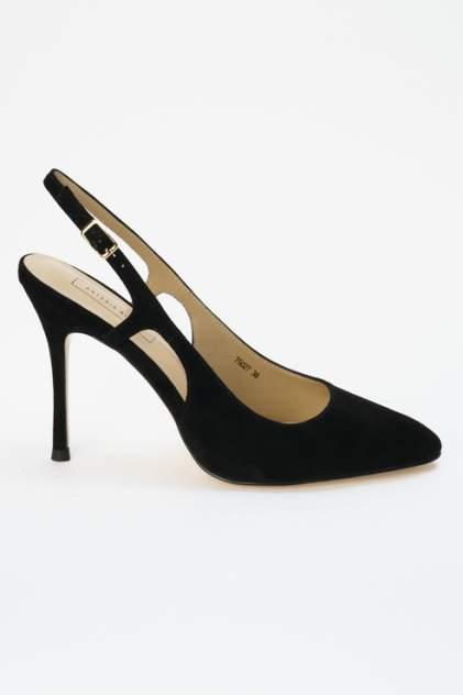 Туфли женские Antonio Biaggi 75027 черные 37 RU