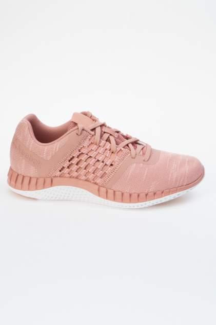 Кроссовки женские Reebok PRINT RUN DIST, розовый