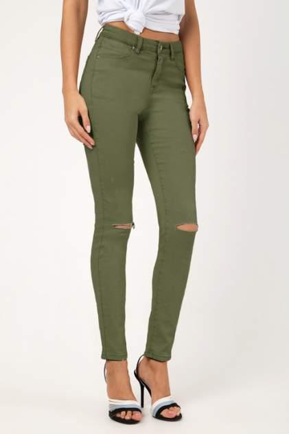 Женские брюки Tom Farr T W6711.47 (902-1-COLL, зеленый