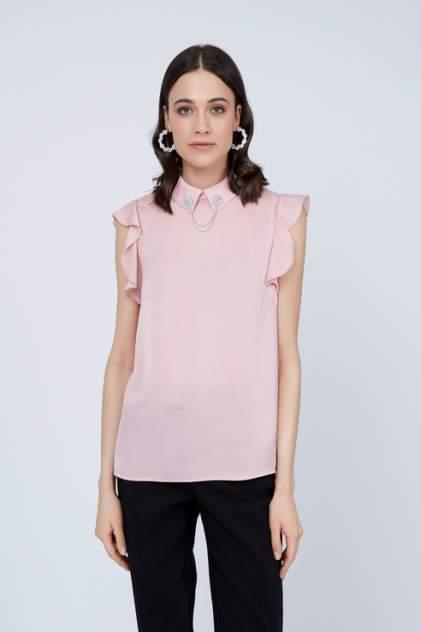 Блуза женская ZARINA 9224122322 розовая 44 RU