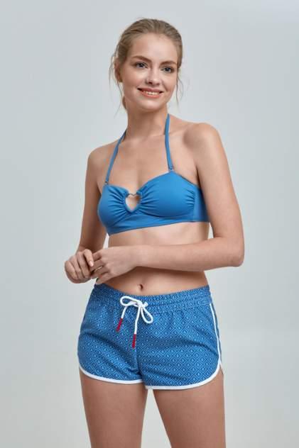 Спортивные шорты женские Infinity Lingerie 31200420033 синие XL