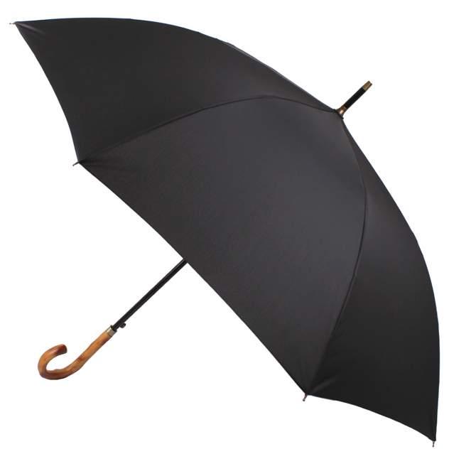 Зонт-трость мужской полуавтоматический Flioraj 23240 FJ черный