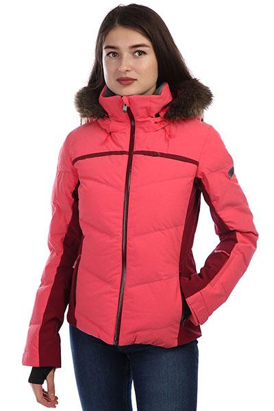 Куртка Roxy Snowstorm, teaberry, XS INT