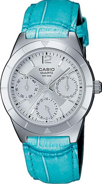 Наручные часы кварцевые женские Casio Collection LTP-2069L-7A2