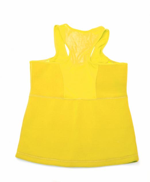 Майка женская Bradex Body Shaper, желтый