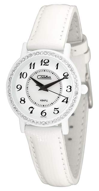 Наручные кварцевые часы Слава Инстинкт 6266496/2035