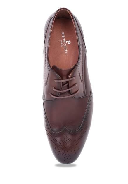 Туфли мужские Pierre Cardin 710017789 коричневые 42 RU