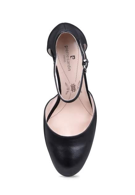 Туфли женские Pierre Cardin 710018991 черные 37 RU