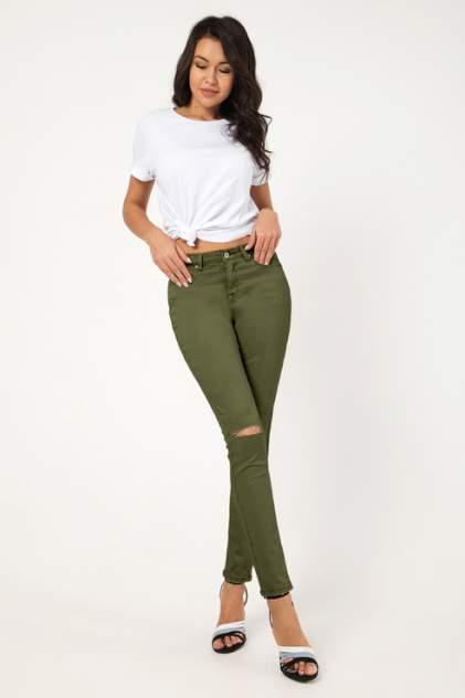 Брюки женские Tom Farr T W6711.47 (902-1-COLL зеленые 25