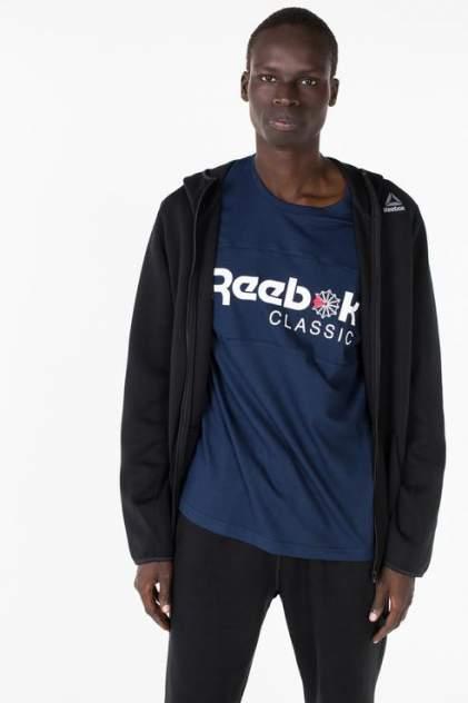 Толстовка мужской Reebok BP7151 черный 50 UK