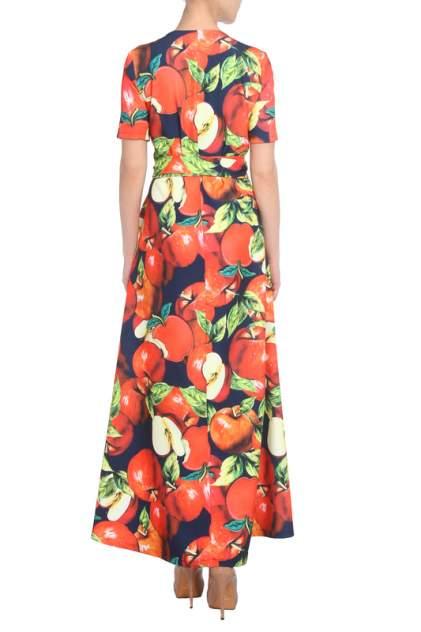 Платье женское Adzhedo 41449 красное 4XL