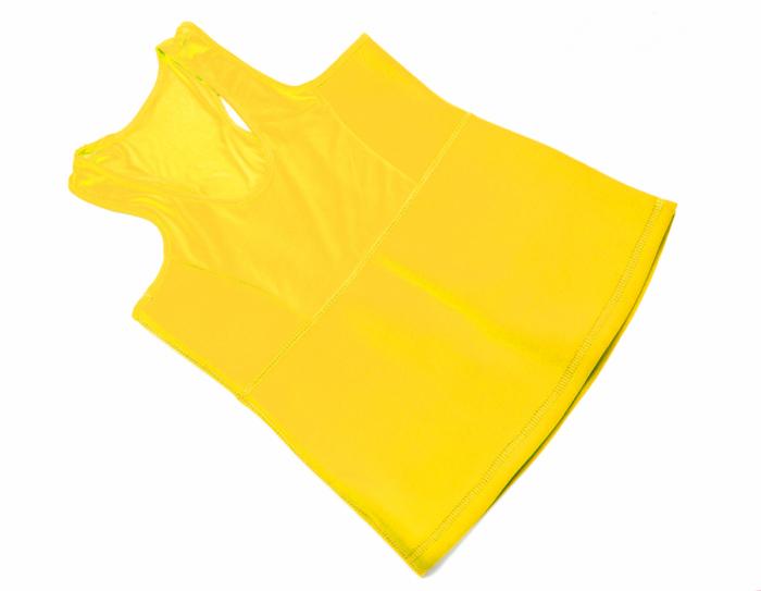 Майка Bradex Body Shaper, желтый, XXL INT