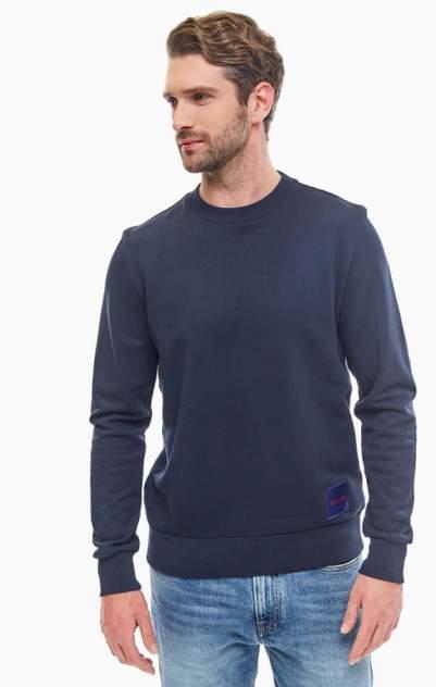 Свитшот мужской Calvin Klein синий 56