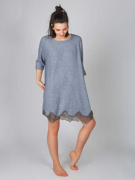 Платье женское HayS 30089-B115 голубое 50 RU; 52 RU; 54 RU
