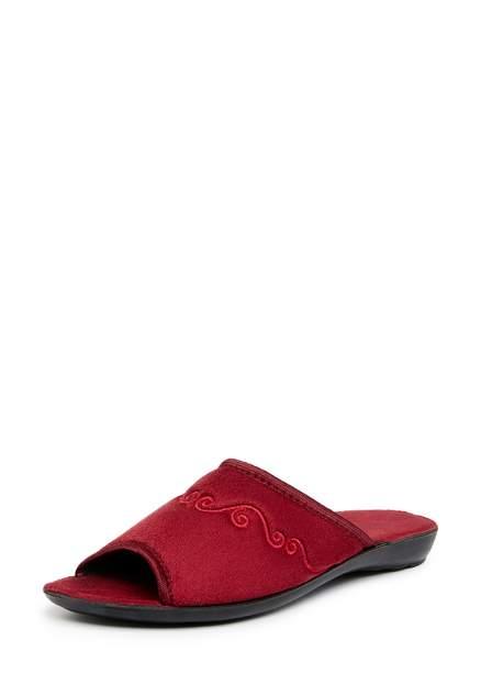 Домашние тапочки женские T.Taccardi 01106350 красные 36 RU