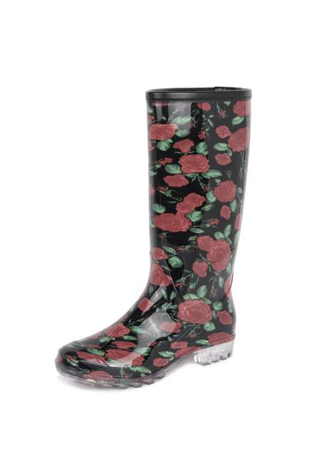 Резиновые сапоги женские T.Taccardi 02207060 разноцветные 39 RU