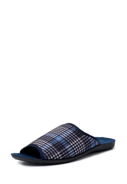 Шлепанцы мужские T.Taccardi 03007070 синие 40 RU