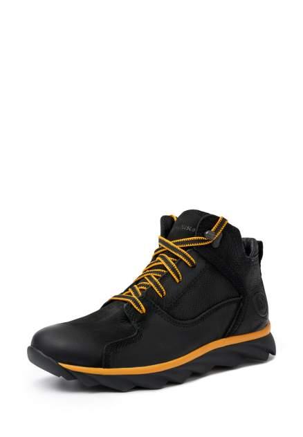 Ботинки мужские Alessio Nesca 79707590 черные 44 RU