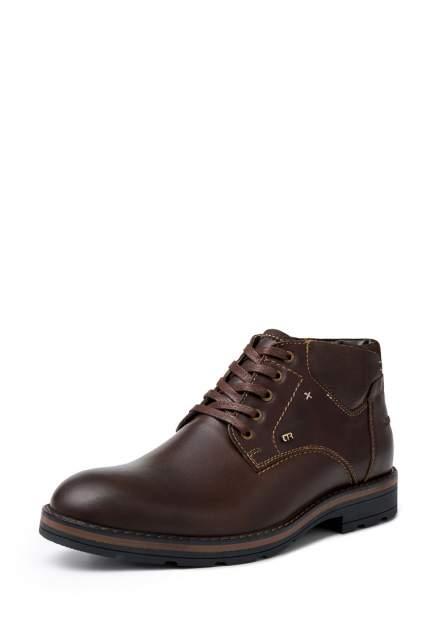 Мужские ботинки Alessio Nesca 26107660, коричневый