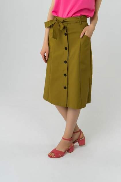 Женская юбка ZARINA 8224221209022, коричневый