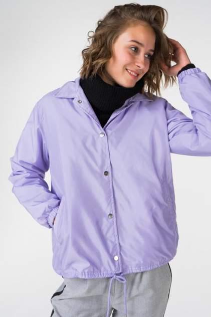 Куртка женская OXXO OX-NEGPUFFER фиолетовая M