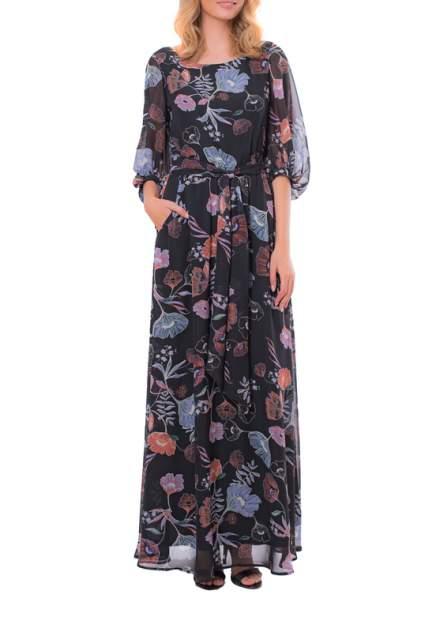Платье женское Argent VLD903999 черное 44 RU