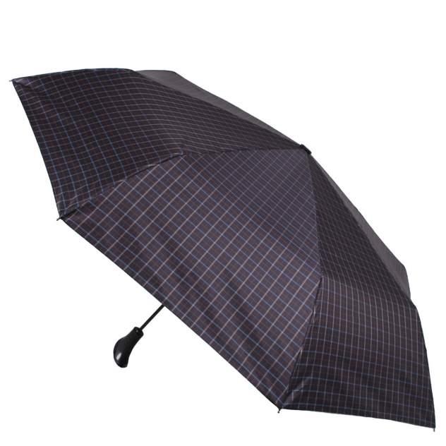 Зонт складной мужской автоматический Flioraj 4100101 FJ синий
