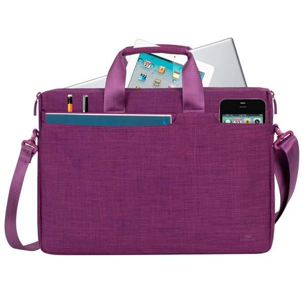 "Сумка для ноутбука 15.6"" Rivacase 8335 розовая"