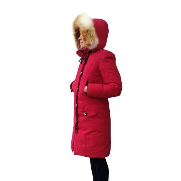 Пуховое пальто  HATANGA LADY 1464-9205-052 КРАСНЫЙ 52
