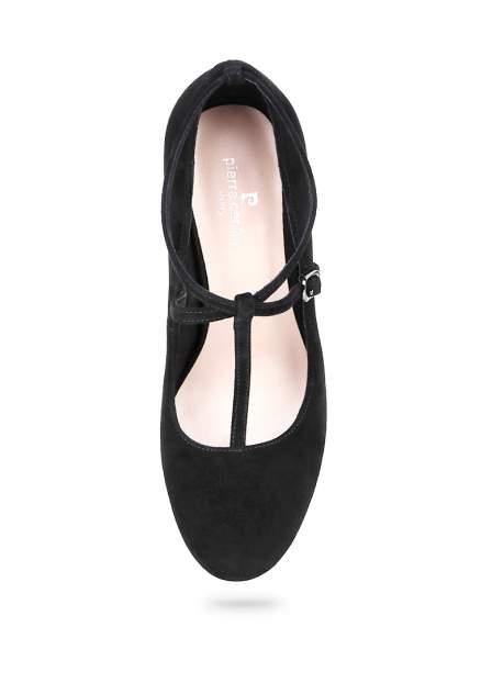 Туфли женские Pierre Cardin 710018727 черные 38 RU