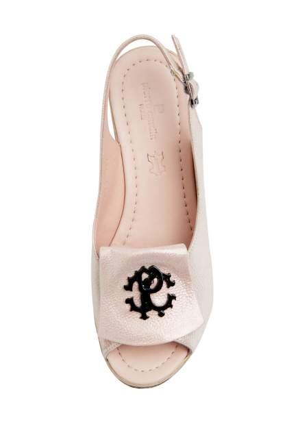Босоножки женские Pierre Cardin 01806B20 розовые 40 RU