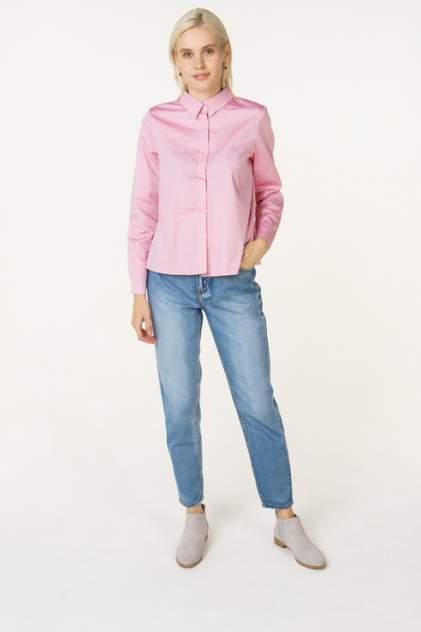 Рубашка женская Daphnea 2613 розовая L