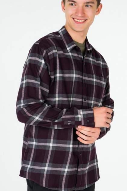 Рубашка мужская Dockers 5694000070 фиолетовая L