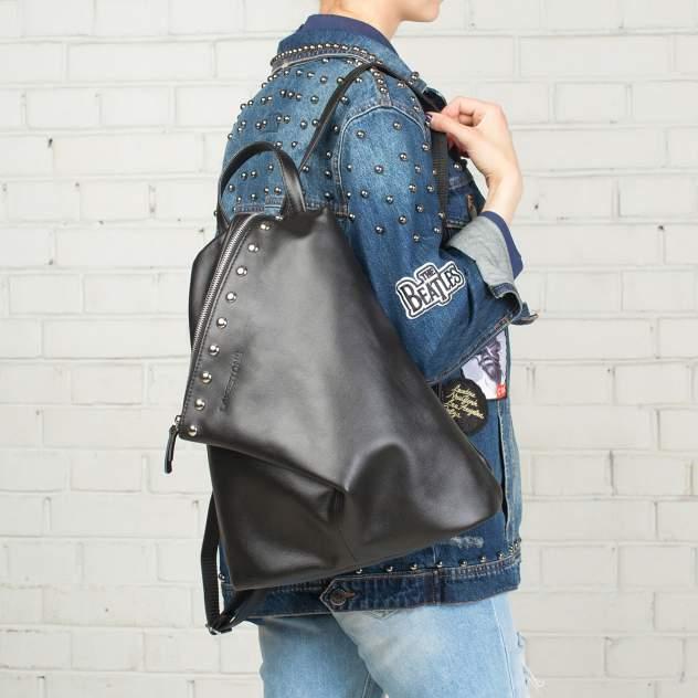 Рюкзак женский кожаный Lakestone 918313/BL