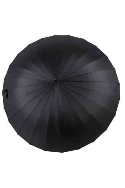 Зонт-трость мужской полуавтоматический Sponsa 17099 M черный