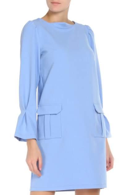 Платье женское Adzhedo 41350 голубое 3XL