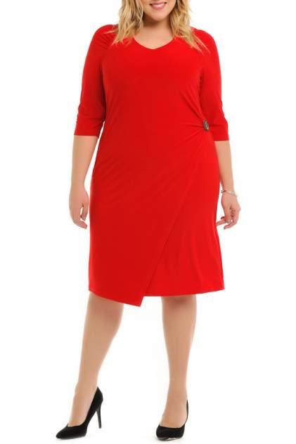 Платье женское SVESTA R530ROU красное 62 RU