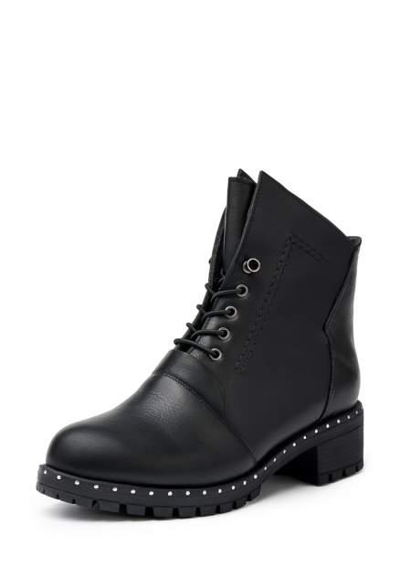 Ботинки женские Alessio Nesca 710018333 черные 39 RU