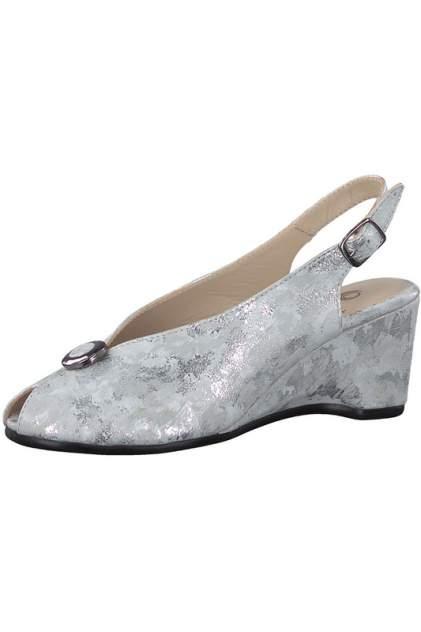 Туфли женские Be natural 8-8-29640-20-212/291 серые 40
