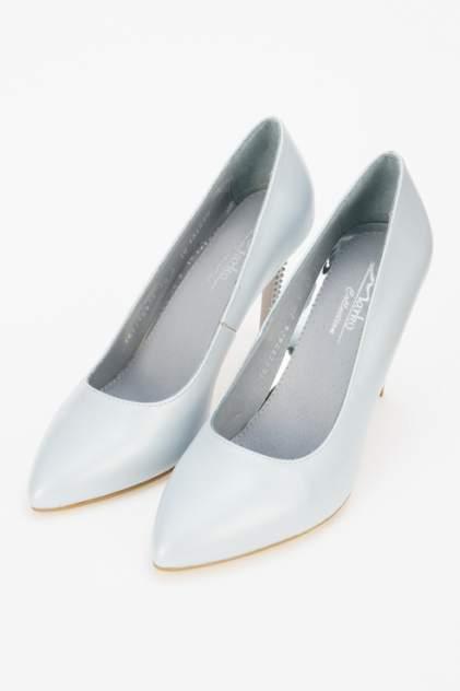 Туфли женские Marko 131548 голубые 36 RU
