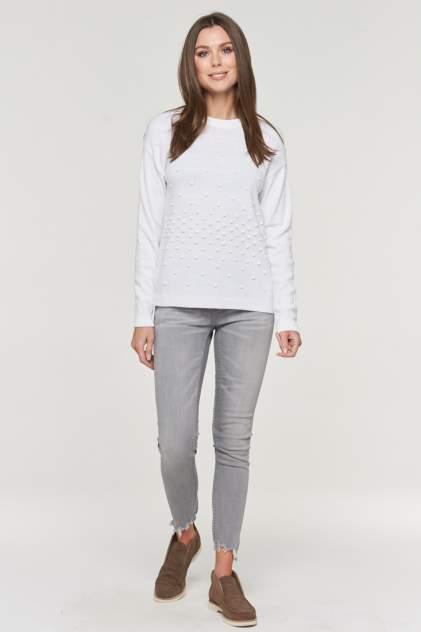 Джемпер женский VAY 192-4973 белый 50 RU