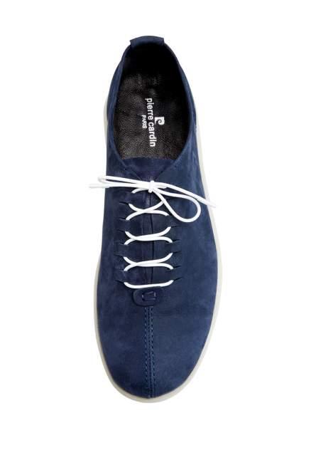 Полуботинки мужские Pierre Cardin 710018039 синие 42 RU