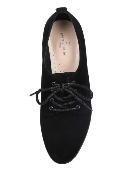 Полуботинки женские Pierre Cardin W6208014 черные 40 RU