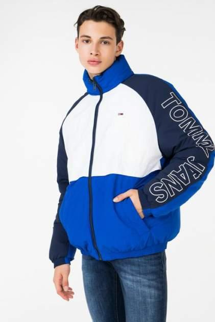 Куртка мужская Tommy Jeans DM0DM05000 синий XL