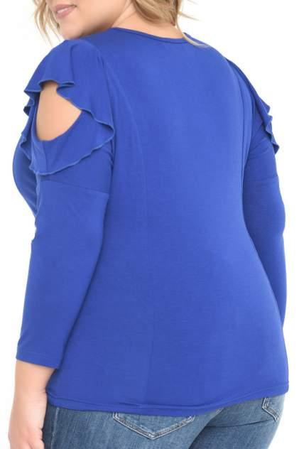 Блуза женская SVESTA C2044BLE синяя 64 RU