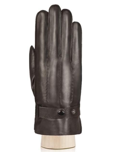 Перчатки мужские Labbra LB-6004 коричневые 9